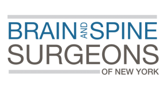 logo for brain and spine surgeons of new york in white plains new york