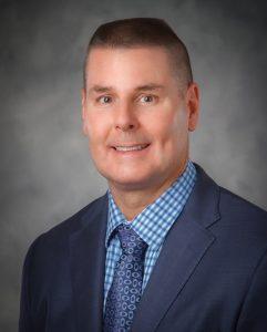 headshot for Dr. Michael Kullman