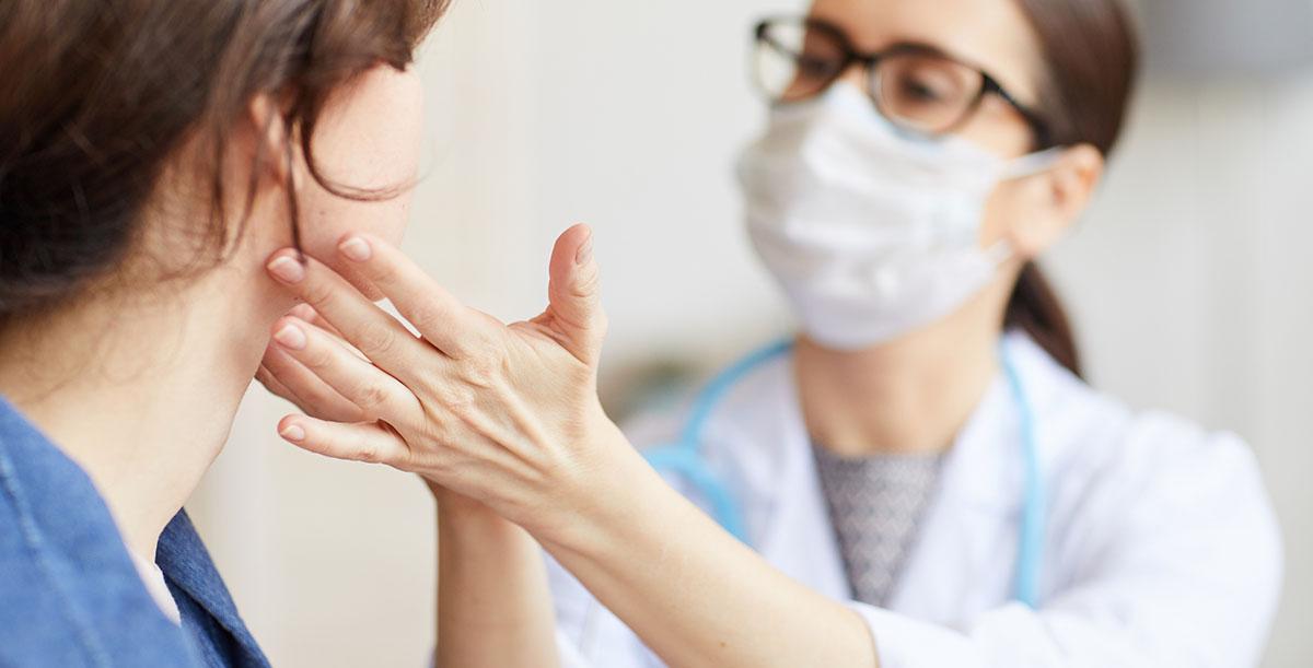 head neck tumors conditions treated