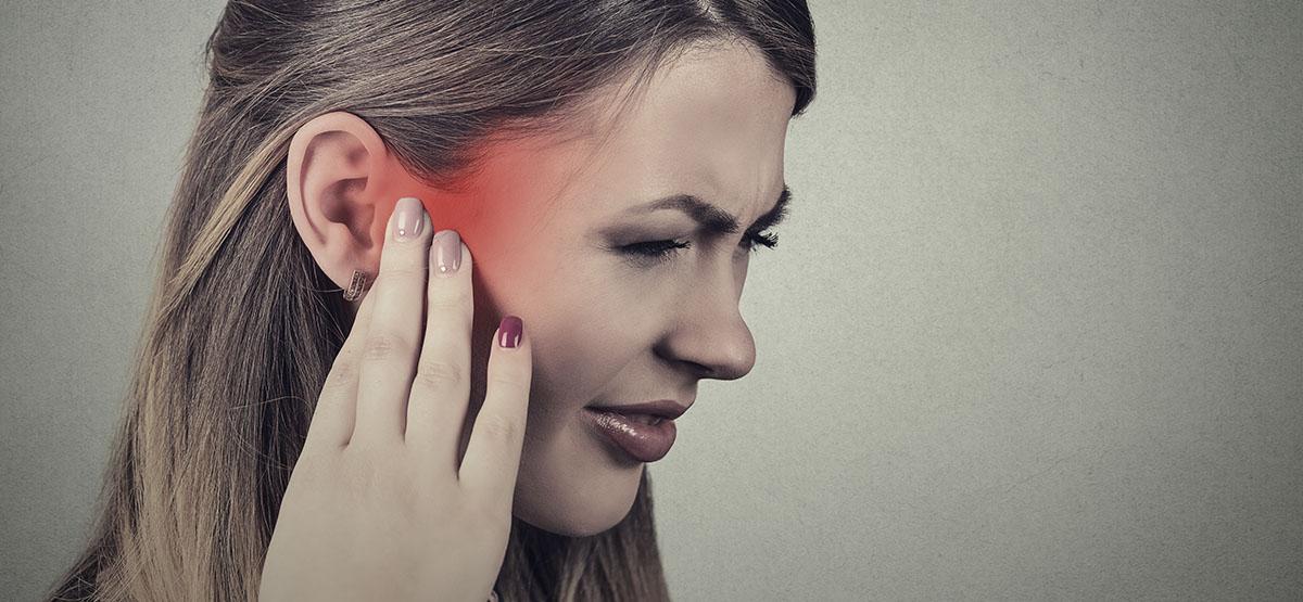 woman with trigeminal neuralgia